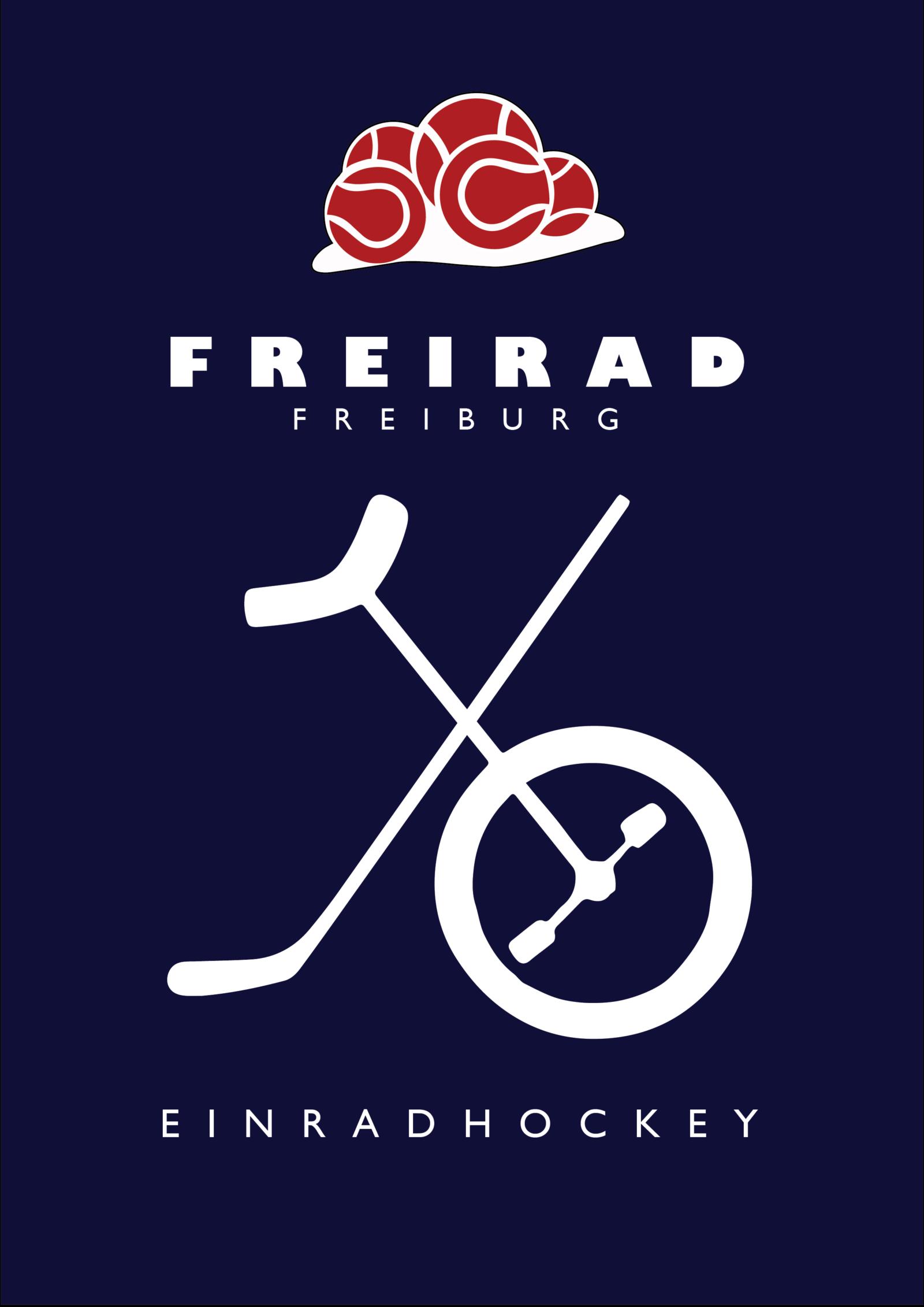 Logo Freirad Freiburg Einradhockey