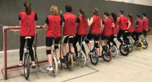 Team Einradhockey